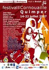 Festival de Cornouaille 2007
