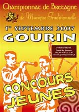 Championnat de Bretagne de Musique Traditionnelle Jeune