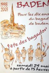 Fête Bagadoù Baden