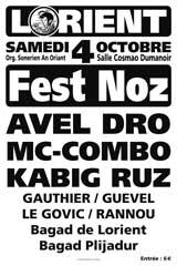 Fest Noz Sonerien An Oriant