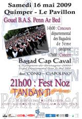 Fête de la Fédération BAS29 - 2009