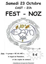 Fest Noz Bagad Plomodiern