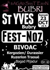 Fest Noz St Yves Bubry