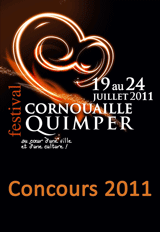 Concours Festival de Cornouaille