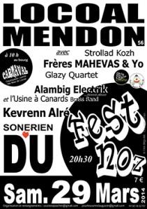 Fest Noz 29 mars a