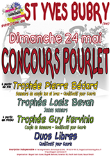 Saint Yves 2015 - Affiche