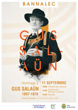 Hommage à Gus Salaün