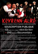 Souscription CD/DVD Kevrenn Alre